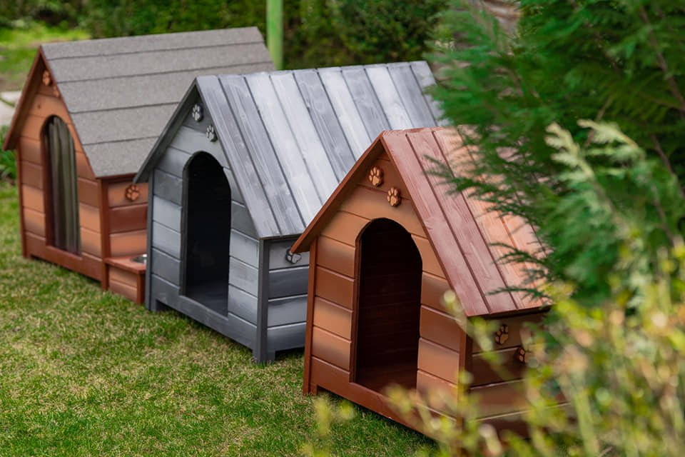 Къщи за кучета - Като в Приказките