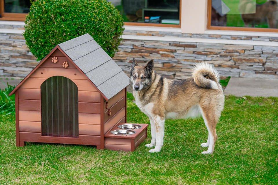 Къща за кучета - Като в Приказките