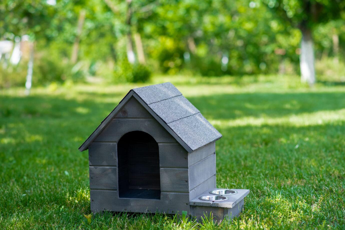 Къща за кучета - Като в приказките - Винтидж