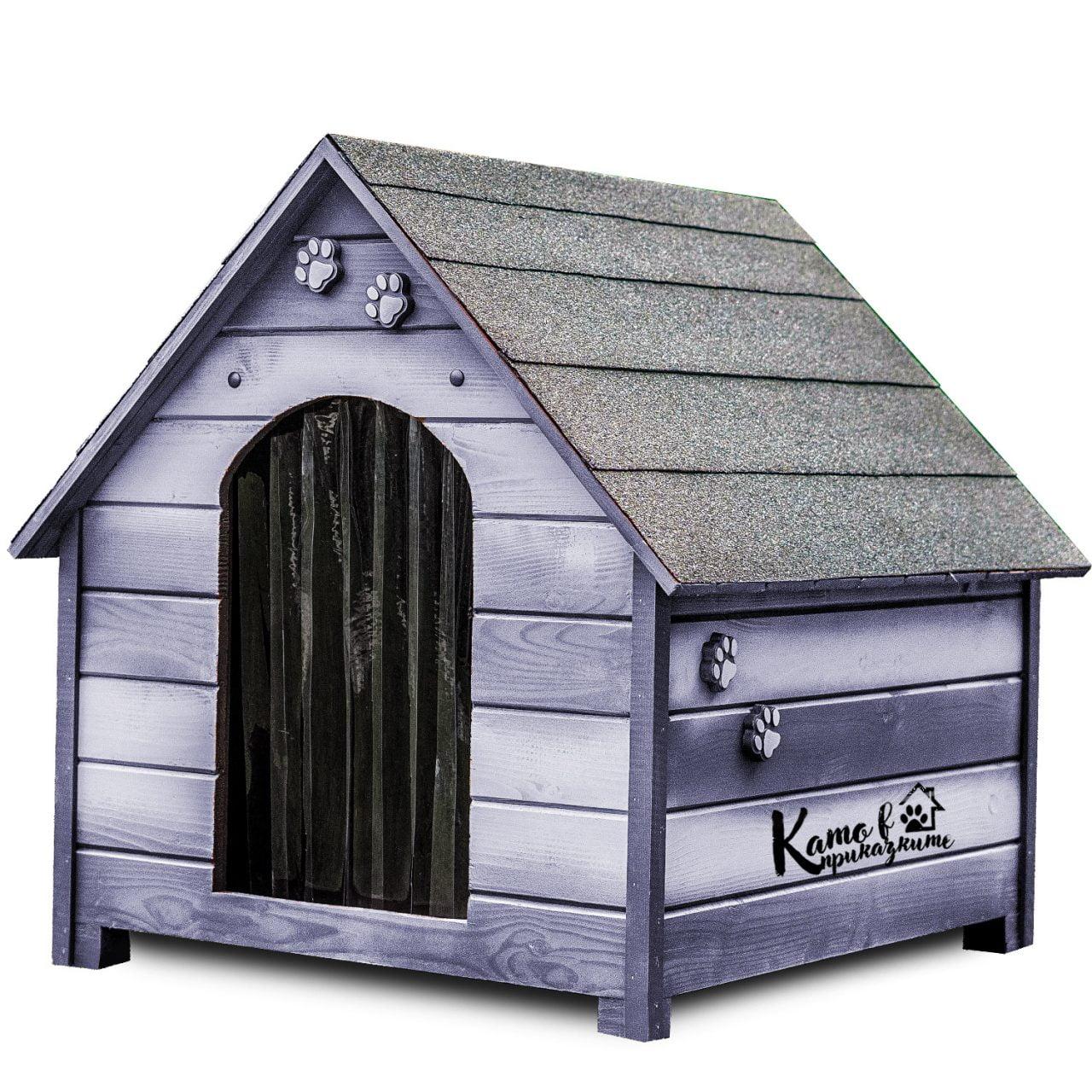 Къщичка за кучета - Като в Приказките