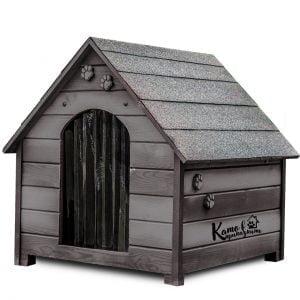 Къща за кучета винтидж