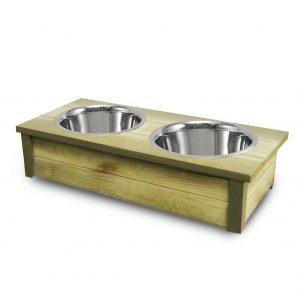Купи за храна и вода за кучета и котки - Ретро